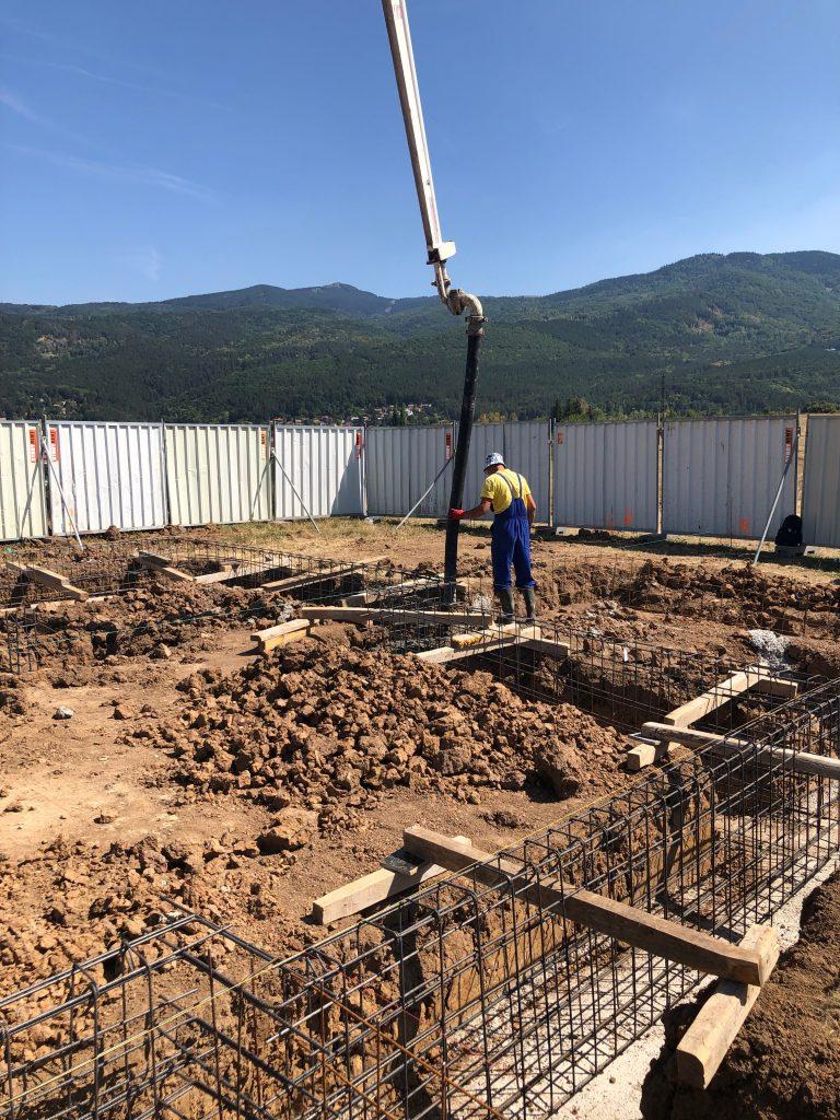 27.08.2019 – Старт на строителството