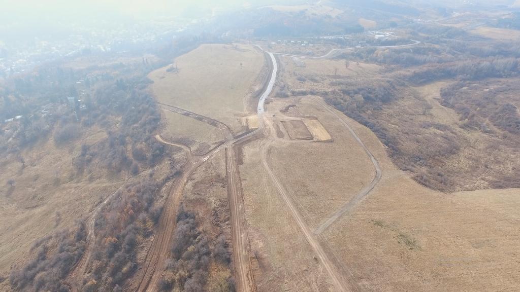 12.03.2019 – 2,5 км нови пътища в Green Park Sofia